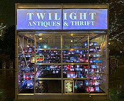 Twilight Antiques & Thrift, 2018